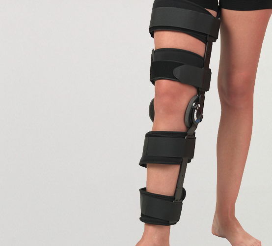 <h5>Knee and Foot Products</h5>